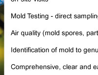 Mold Testing Texas Licensed Mold Lab
